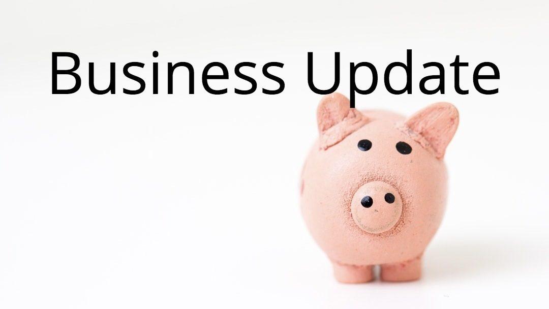Church Business Update