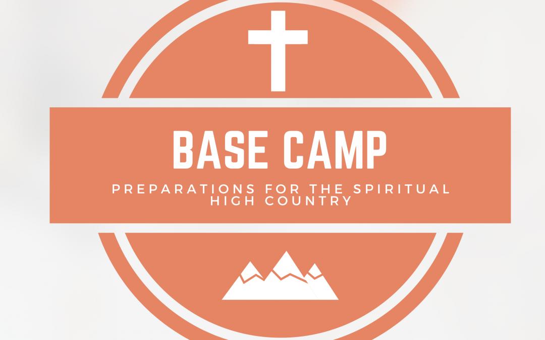 Base Camp Men's Retreat October 2-4