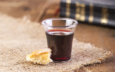 Weekly Communion During Lent