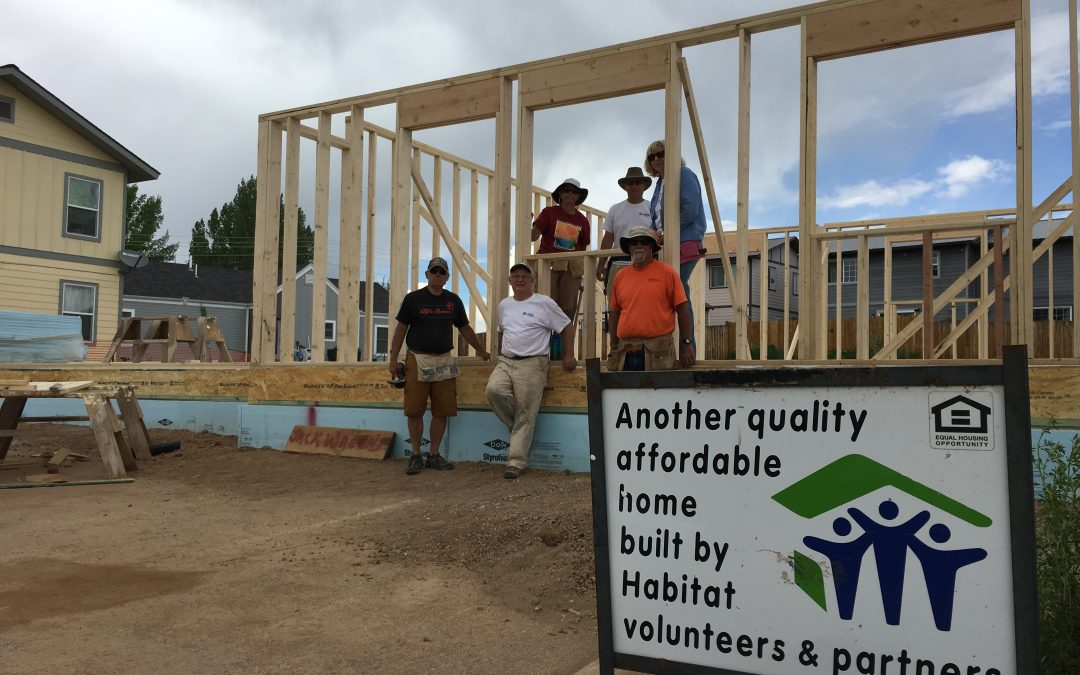 Habitat Hammers Club Gearing Up for Build