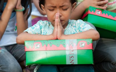 Operation Christmas Child 2020 – Build a Shoebox Online