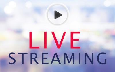 Updated Livestream Schedule