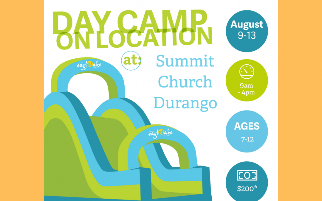 Summer Day Camp for 7-12yr Olds