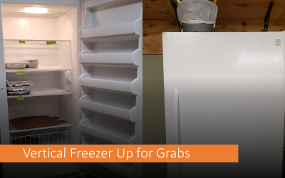 Do You Need More Freezer Space?