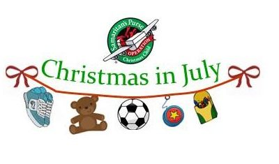 Christmas In July! Creating Splendid Operation Christmas Child Gifts