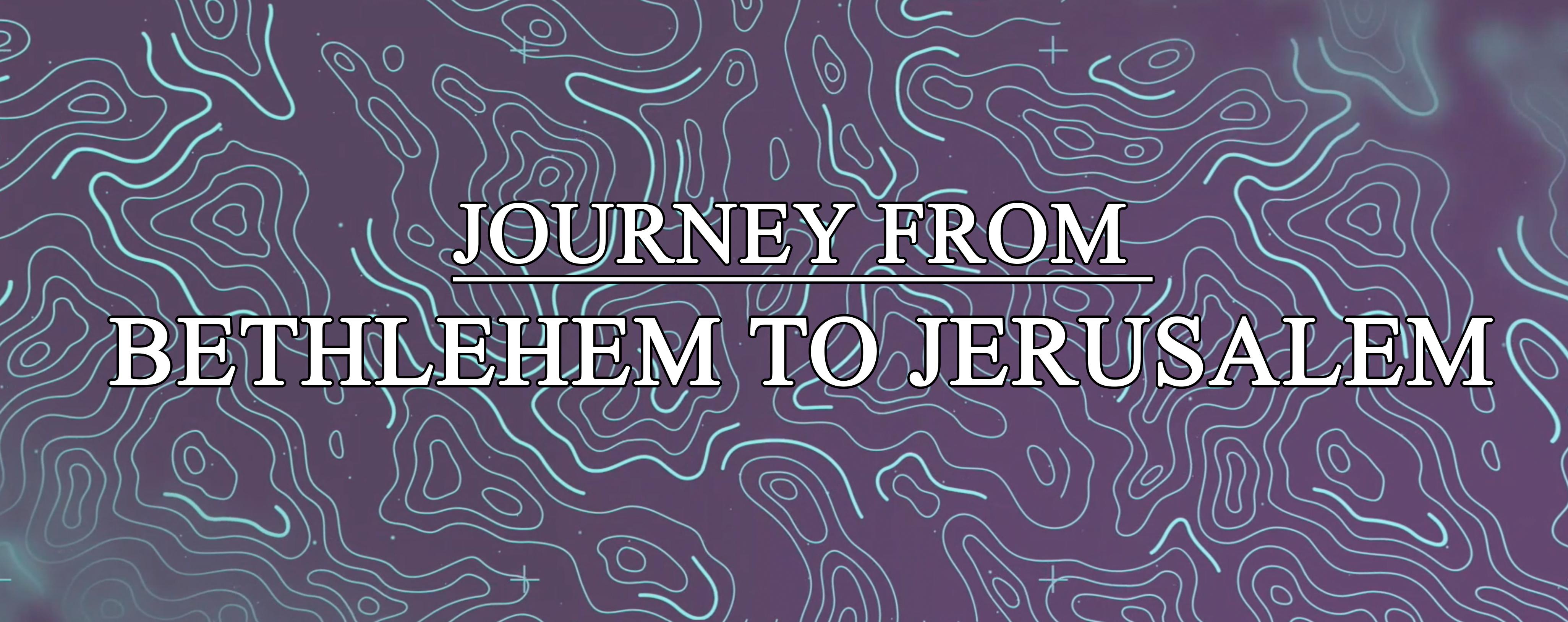 Bethlehem – The Birth of a Movement